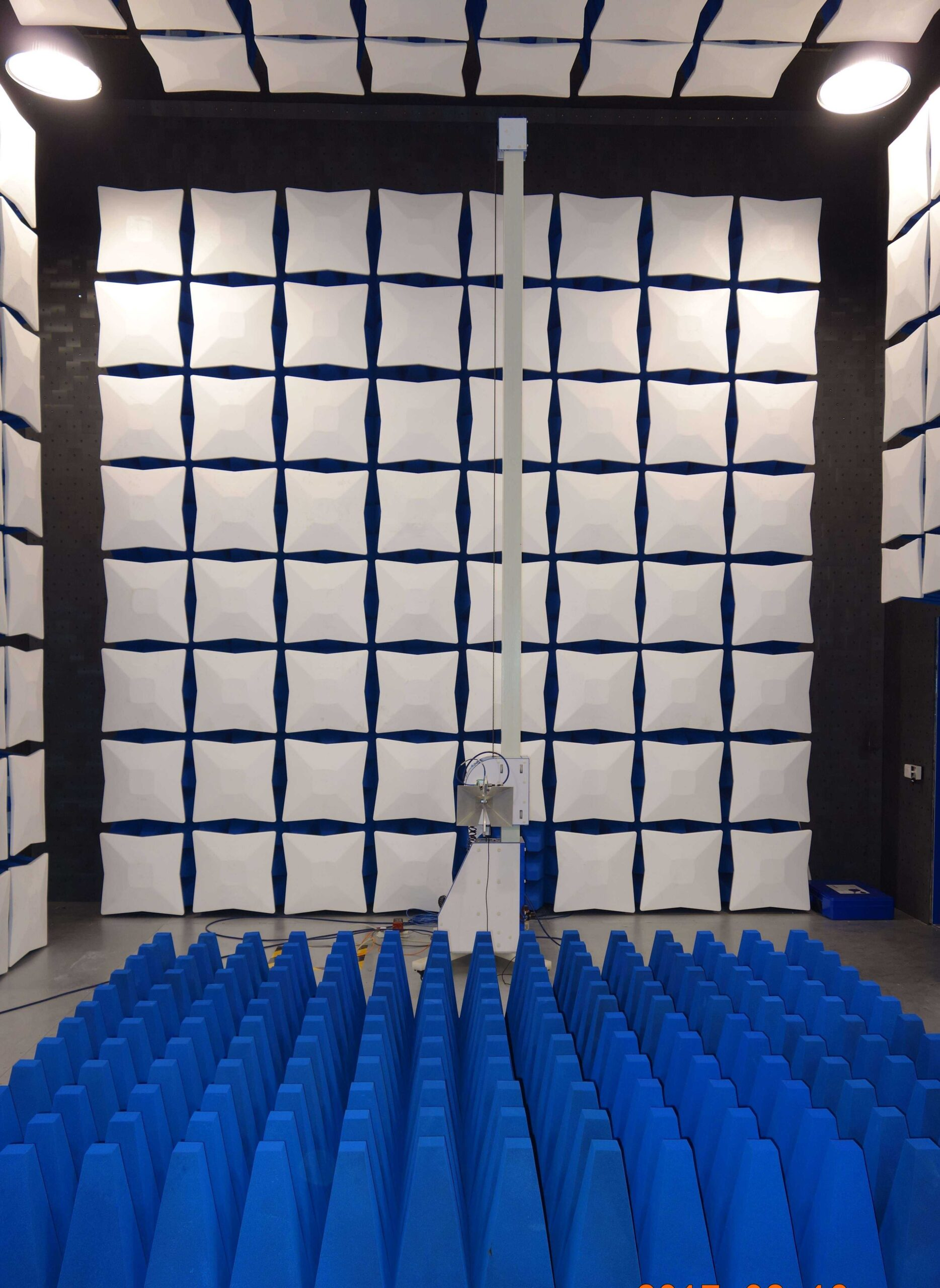 3meter EMC Fully Anechoic test chamber