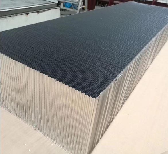 Aluminum Sandwich Honeycomb Core