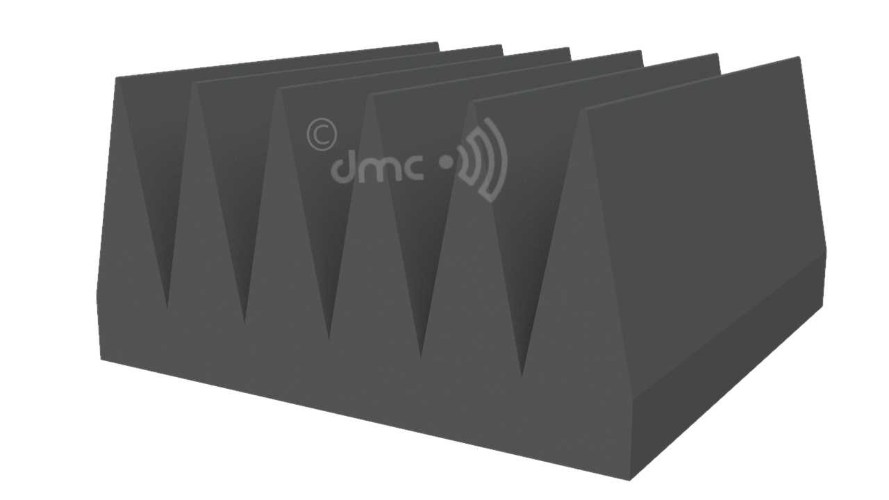 Anechoic Wedge Absorber 300mm