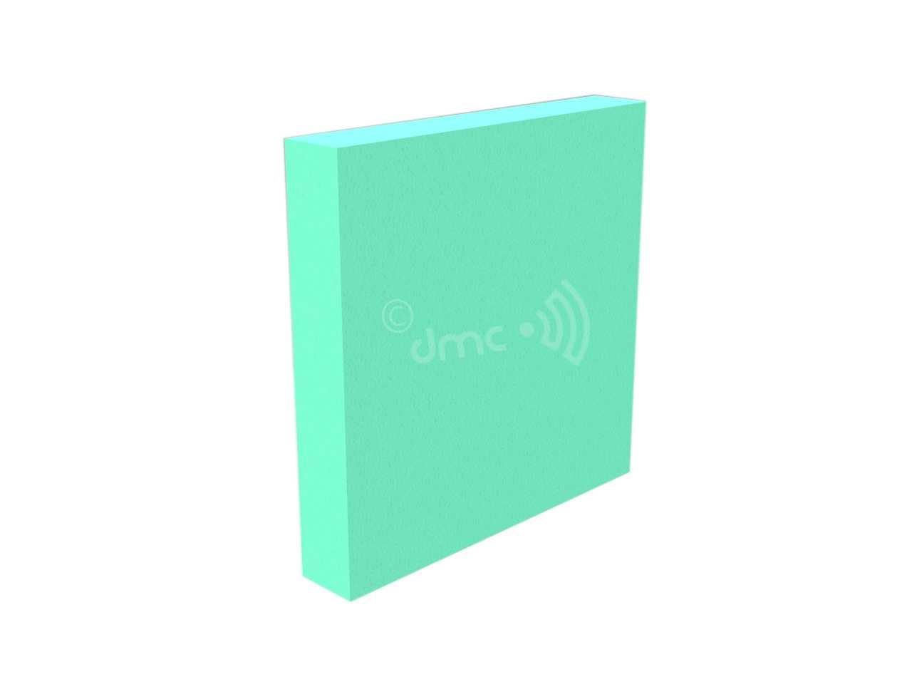Flat sheet RF absorber 100mm