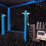 Fully Anechoic Antenna Test CHamber