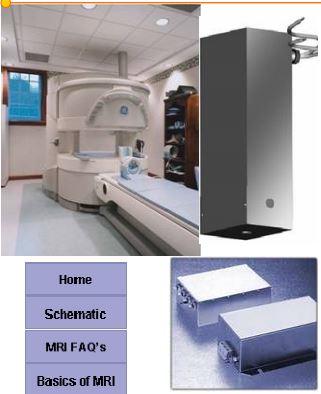 MRI filters
