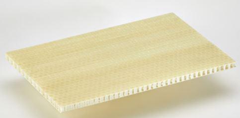 Plastic Honeycomb Panel