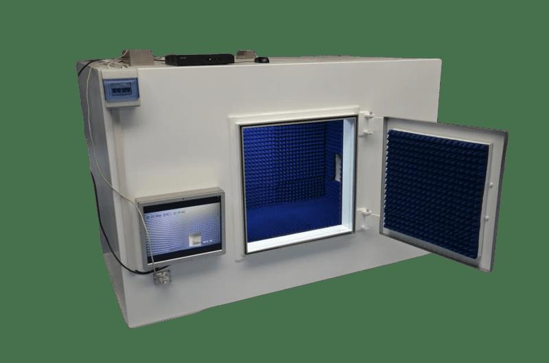 RF Millimeter wave Shielded Enclosure