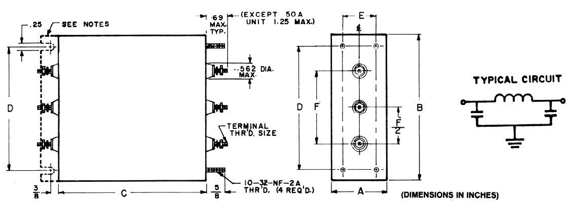 Triple Circuit QPL MIL F 15733