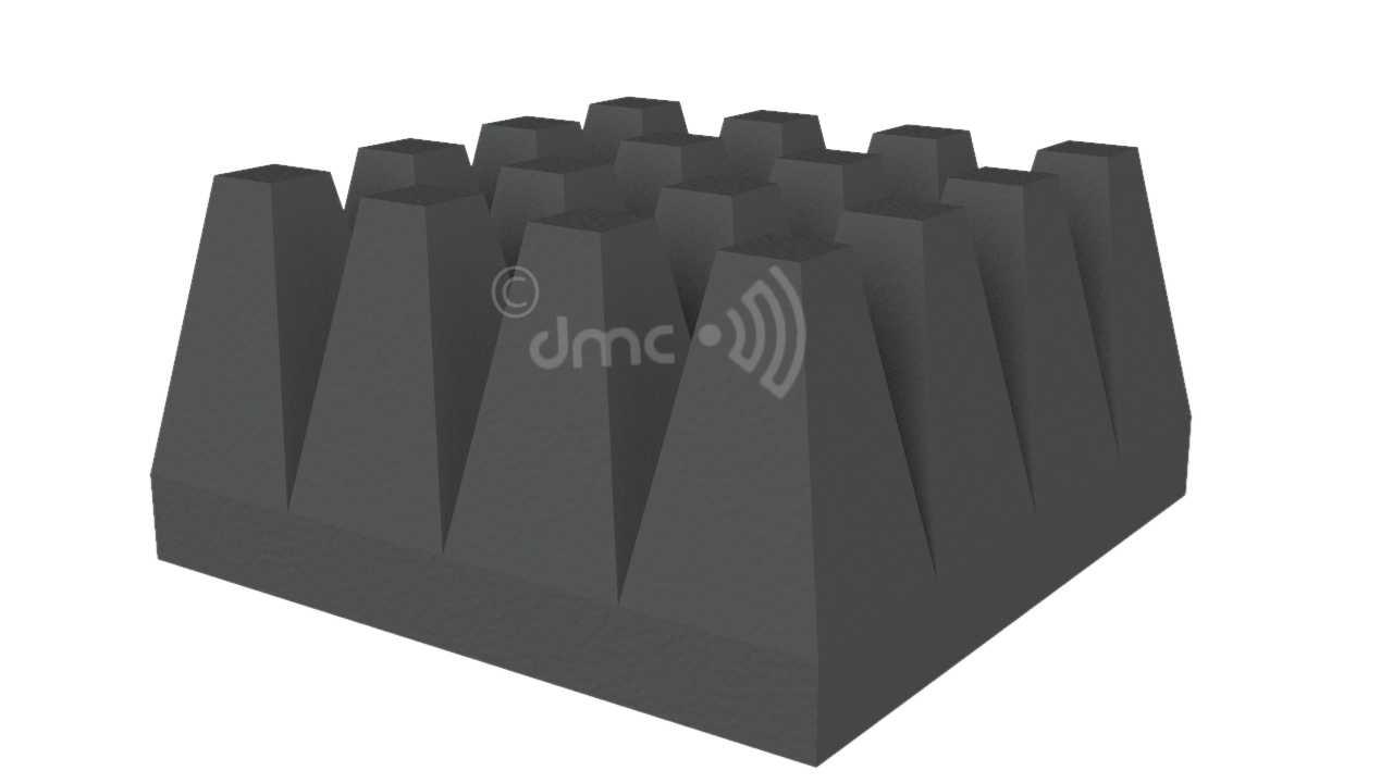 Truncated RF Microwave Absorber 300mm