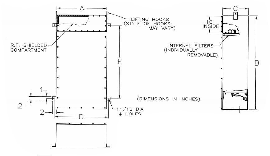 UL Filter specification 1283