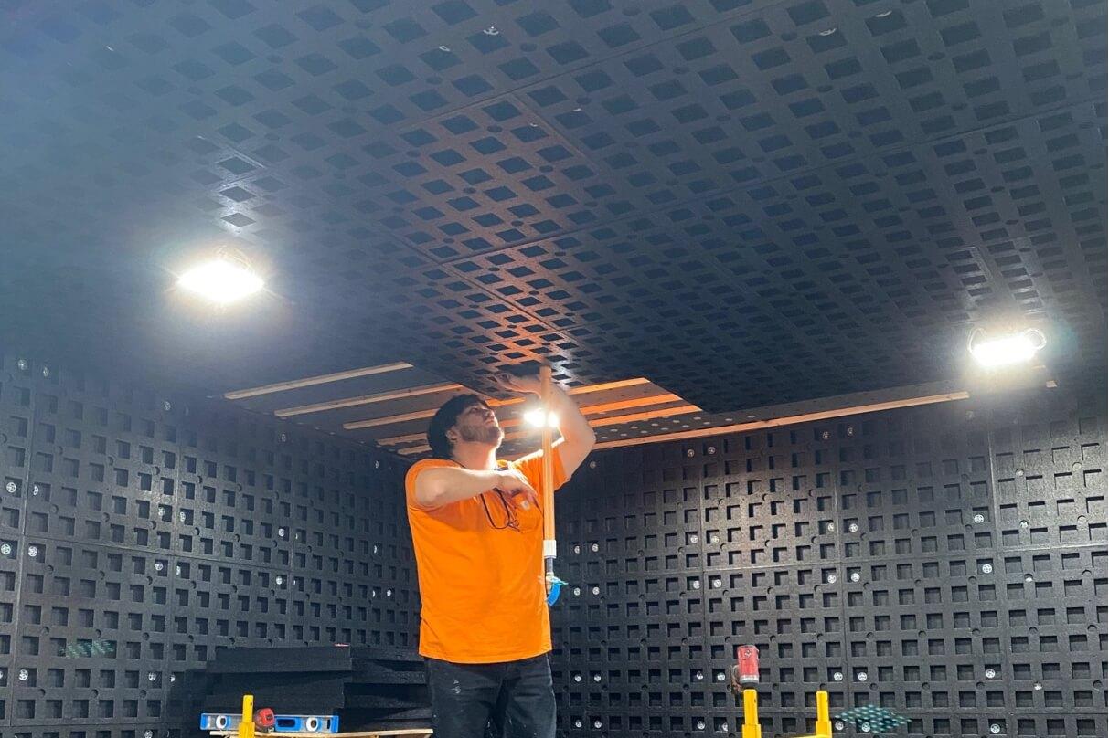 RF Chamber installation Service